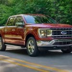 2021 Ford F-150 Puzzle