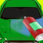 3D CAR PAINT