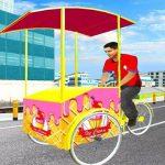 City Ice Cream Man Free Delivery Simulator Game 3