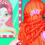 Top Stylist Model-Makeup Dress up game