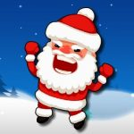 Angry Santa Claus