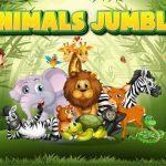 Animals Jumble