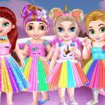 Baby Princesses Unicorn Party
