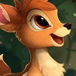 Bambi Jigsaw Puzzle Collection