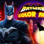 Batman Color Fall Puzzle Game