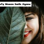 Beauty Women Smile Jigsaw
