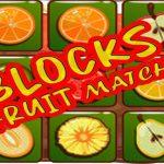 Blocks Fruit Match3