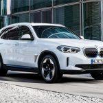 BMW iX3 2021 Puzzle