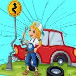 Broken Cars Jigsaw