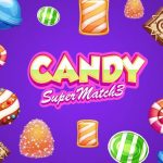 Candy Match Saga | Mobile-friendly | Fullscreen