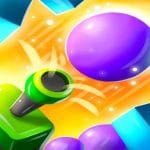 Cannon Ball Paint Game