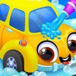 Car Wash Kids Games