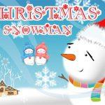 Christmas Snowman Puzzle