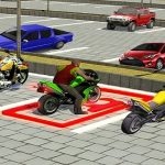 City Bike Parking Game 3D