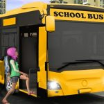 City School Bus Driver Simulator
