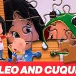 Cleo and Cuquin Jigsaw Puzzle