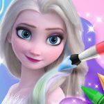 Coloring Book For Elsa