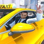 Crazy Taxi Driver: Taxi Game