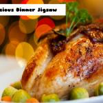 Delicious Dinner Jigsaw