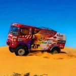 Desert Rally Puzzle