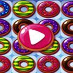 Donut Crash Saga
