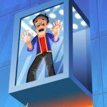 Elevator Fall – Lift Rescue Simulator