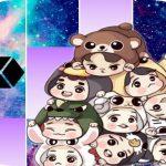 EXO Comeback  Kpop Piano Tiles
