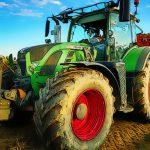 Farming Tractor Puzzle