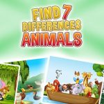 Find 7 Differences – Animals