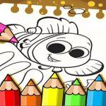 Finding Nemo Color Book
