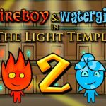 Fireboy and Watergirl 2: Light Temple