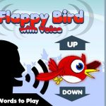 Flappy Bird Play with Voice