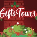 Gift tower Fall