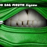 Hand Bag Mouth Jigsaw