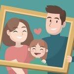 Happy Family Puzzle