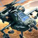 Helicopter air raid