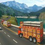 Indian Cargo Truck Gwadar Port Game