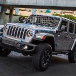 Jeep Wrangler Rubicon 4xe Slide