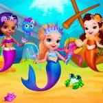 Little Mermaids Dress Up