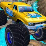 Monster Truck Speed Race