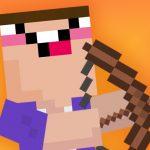 Mr Noob vs 1000 zombies – Lucky Block story