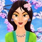 Mulan's Magic Makeover