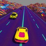 Neon Race Retro Drift