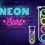 Neon Sort  Puzzle – Color Sort Game