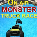 On Air Monster Truck Race