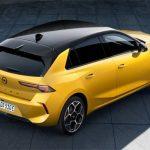 Opel Astra Slide