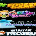 pack candy 4 games