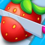 Perfect Food Slices – Cut the Food & Fruit Slash