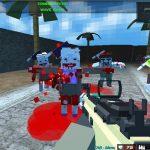 Pixel Combat The SandStorm