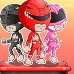 power rangers adventure dash